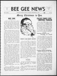 Bee Gee News December 20, 1933
