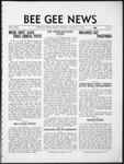 Bee Gee News January 10, 1934