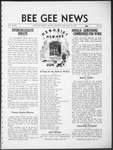 Bee Gee News January 17, 1934