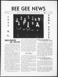 Bee Gee News January 31, 1934