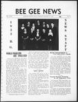 Bee Gee News January 31, 1934