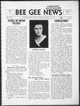 Bee Gee News February 14, 1934
