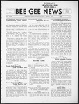 Bee Gee News April 4, 1934