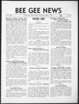 Bee Gee News April 11, 1934