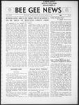 Bee Gee News April 25, 1934