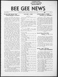 Bee Gee News May 2, 1934