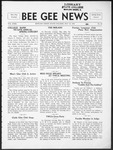 Bee Gee News May 16, 1934