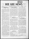 Bee Gee News May 23, 1934