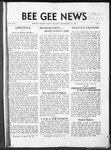Bee Gee News September 17, 1934