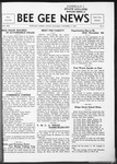 Bee Gee News October 3, 1934