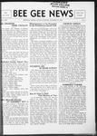 Bee Gee News October 10, 1934