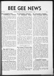 Bee Gee News October 17, 1934