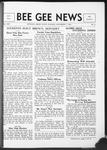 Bee Gee News November 7, 1934