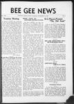 Bee Gee News November 14, 1934