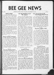 Bee Gee News November 24, 1934