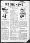 Bee Gee News November 28, 1934