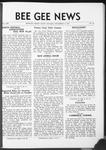 Bee Gee News December 5, 1934