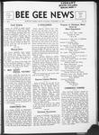 Bee Gee News December 19, 1934