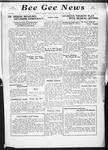 Bee Gee News January 24, 1935
