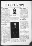 Bee Gee News February 13, 1935