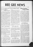 Bee Gee News March 6, 1935
