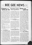 Bee Gee News March 20, 1935