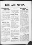 Bee Gee News March 27, 1935