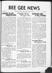 Bee Gee News April 25, 1935