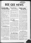 Bee Gee News May 1, 1935