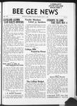 Bee Gee News May 1, 1935