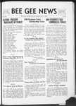 Bee Gee News May 8, 1935