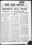 Bee Gee News May 22, 1935
