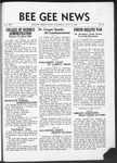 Bee Gee News July 31, 1935