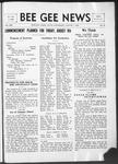 Bee Gee News August 7, 1935