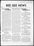Bee Gee News September 16, 1935