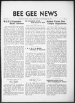 Bee Gee News September 25, 1935