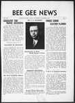 Bee Gee News October 9, 1935