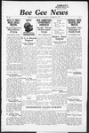 Bee Gee News November 27, 1935