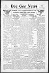 Bee Gee News April 1, 1936