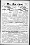 Bee Gee News May 13, 1936