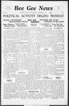 Bee Gee News September 30, 1936