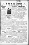Bee Gee News November 4, 1936