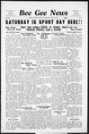Bee Gee News April 22, 1936