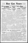 Bee Gee News October 14, 1936