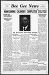 Bee Gee News November 11, 1936