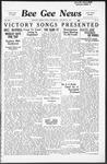 Bee Gee News January 20, 1937