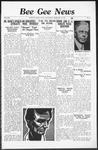 Bee Gee News February 10, 1937