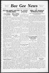Bee Gee News April 7, 1937