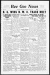 Bee Gee News May 12, 1937