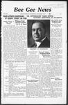 Bee Gee News September 13, 1937